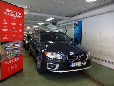 brugt Volvo XC70 D4 AWD Momentum GPS Taklucka