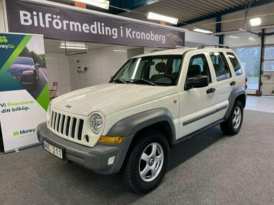 begagnad Jeep Cherokee 2.4