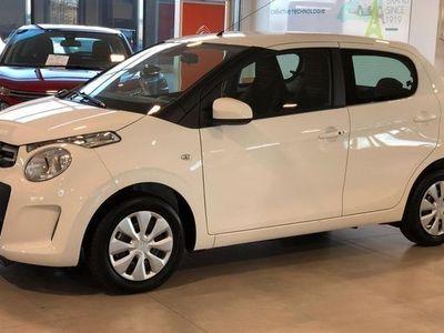 begagnad Citroën C1 Feel PT72 Keyless ACC 2020, Halvkombi 127 900 kr