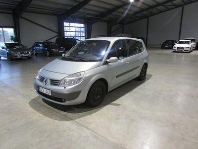 begagnad Renault Grand Scénic 2.0 7-sits 135hk NY BES DRAG KROK