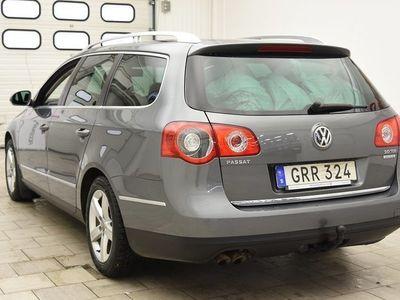 begagnad VW Passat 2.0 TDI Variant 4-Motion* M-VÄRM / DRAG
