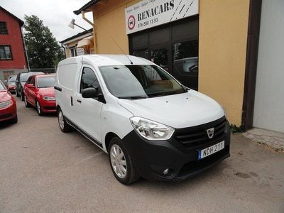 begagnad Dacia Dokker Express 1.5 dCi Manuell, 90hk,Ny