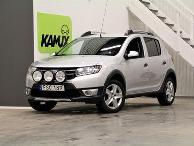 begagnad Dacia Sandero Stepway 0,9 TCe