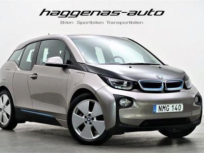 begagnad BMW i3 60 Ah / REX / Comfort / NAVI