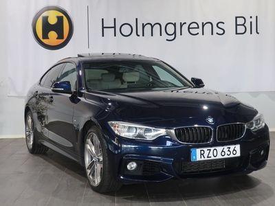 begagnad BMW 435 Gran Coupé d xDrive M-Sport Aut