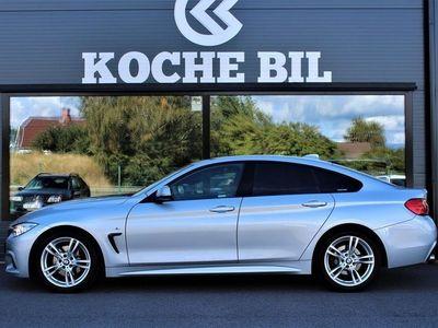 begagnad BMW 420 Gran Coupé d 190hk M Sport Euro 6