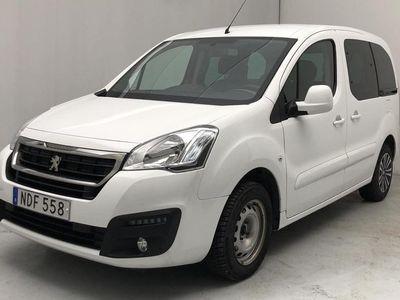 begagnad Peugeot Partner Tepee 1.6 BlueHDi