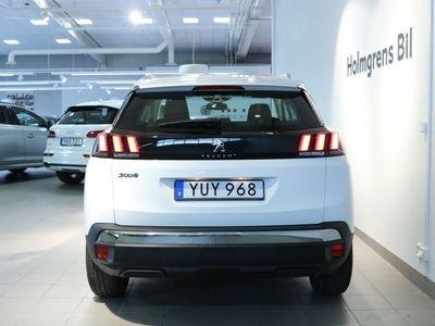begagnad Peugeot 3008 Active BlueHDi 120AUT
