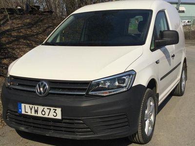 gebraucht VW Caddy 2.0 TDI Skåp 4MOTION (122hk)