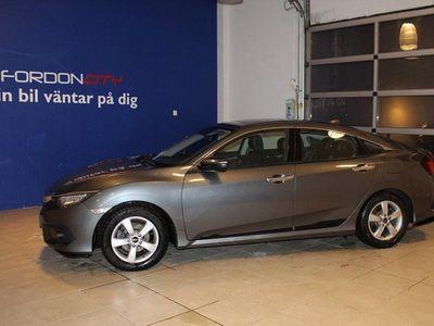 begagnad Honda Civic Sedan 1.5 CVT Euro 6 182hk
