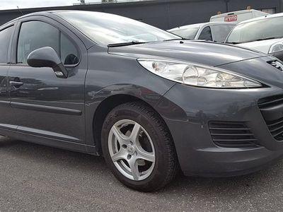 begagnad Peugeot 207 1,6 HDI/EN BRUKARE