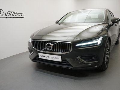 begagnad Volvo S60 T5 Inscription, Dragkrok, Navigation, Taklucka, on Call, Miljöklass Euro6d-TEMP