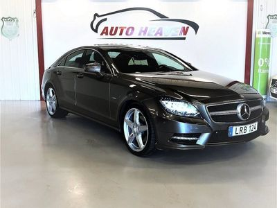 begagnad Mercedes CLS350 CDI*BlueEffIciency*7G-AMG Sport 265hk