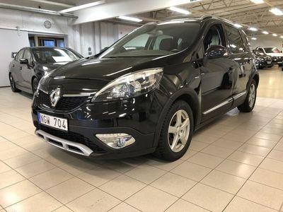 begagnad Renault Scénic 1.5 dCi 110hk XMod Bose