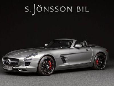 begagnad Mercedes SLS AMG Benz 63 AMG Se filmen 2012, Personbil 2 045 000 kr