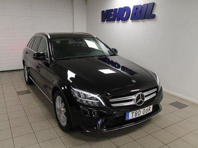begagnad Mercedes C220 d 4-Matic Avantgarde Drag