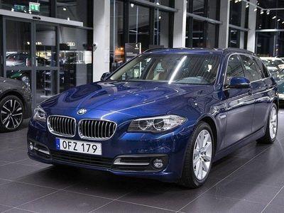 begagnad BMW 520 d xDrive Touring Sport Harman/Kardon