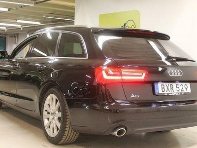 begagnad Audi A6 2,0TDI S-Tronic Sports Edition (190hk)