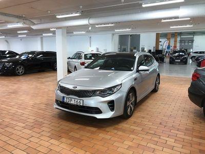 begagnad Kia Optima Sport Wagon 1.7 VGT GT-line AUT (mkt utr) 0.99% Ränta