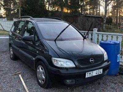 begagnad Opel Zafira 5D 1,8 comfo