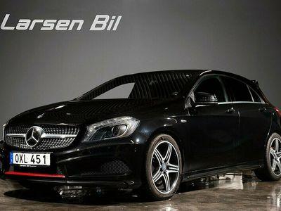 begagnad Mercedes A250 Sport Edition AMG Euro 6