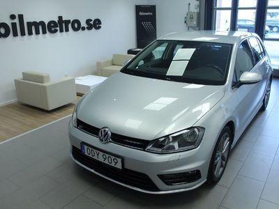 begagnad VW Golf TDI 110 4M R-LINE Drag/Värmare/V-Hjul