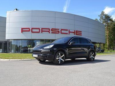begagnad Porsche Cayenne S E-Hybrid 3.0 V6 4 TipTronic S 380hk