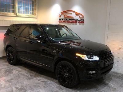 begagnad Land Rover Range Rover Sport 3.0 SDV6 4WD 292hk