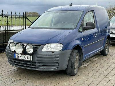 begagnad VW Caddy Skåpbil 1.9 TDI Manuell, 105hk