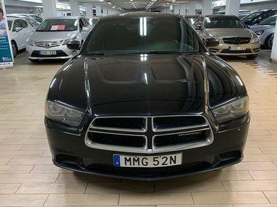 begagnad Dodge Charger 3.6 V6 TorqueFlite 2013, Sedan Pris 159 900 kr