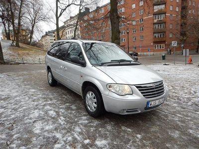 begagnad Chrysler Grand Voyager 3.3 2005, Kombi 59 000 kr