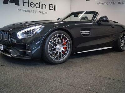 begagnad Mercedes AMG GT C Roadster AMG Speedshift DCT 557hk