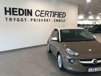 begagnad Opel Adam 1.4 Manuell, 100hk, 2016