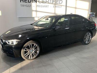 begagnad BMW 320 XDrive Sedan Connected