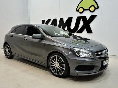 """begagnad Mercedes A250 A Benz  Aut   """"SÖNDAGSÖPPET 27 10""""   AMG Sport   2015, Halvkombi 228 600 kr"""