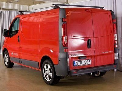 begagnad Opel Vivaro Skåp Edition L1H12.0 D