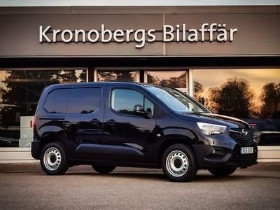 begagnad Opel Combo GT Business 1.5 Euro 6 2019, Transportbil 187 375 kr