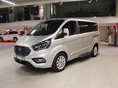 begagnad Ford Custom TransitTourneo M1 Titanium 320 L1 2.0l 185hk 6at. Euro 6.2 FWD