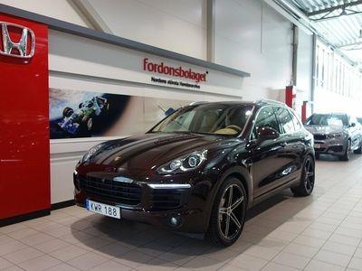 gebraucht Porsche Cayenne S Diesel V8 385Hk Svensksåld