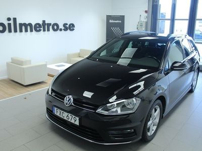 begagnad VW Golf Sportscombi TSI 150 DSG Dynaudio/Drag/V-Hjul