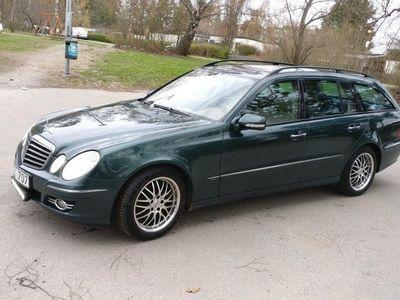 begagnad Mercedes E320 CDI 4MATIC 5G-Tronic,