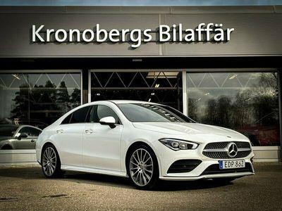 begagnad Mercedes CLA200 7G-DCT AMG Sport Euro 6 163hk*BURMEIST*