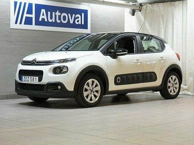 begagnad Citroën C3 1.2 VTi Euro 6 82hk