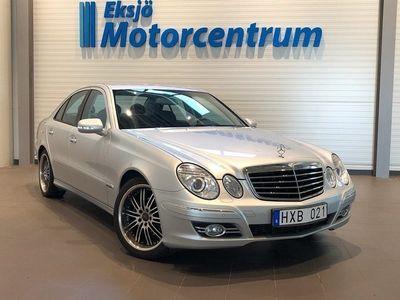 begagnad Mercedes E320 CDI 7G-Tronic 224hk *Skinn/automat*