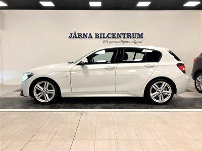 begagnad BMW 116 i 5D M Sport 136hk