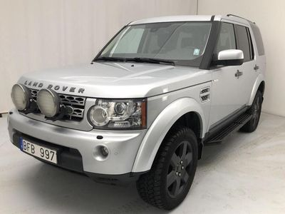 begagnad Land Rover Discovery 4 3.0 TDV6