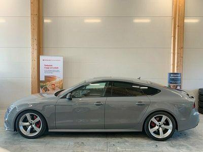begagnad Audi A7 3.0 TDI V6 Competition quattro 326hk Eu6 Facelift!