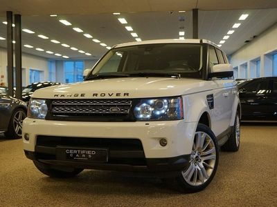begagnad Land Rover Range Rover Sport 3.0 SDV6 4WD Automat HSE 256hk