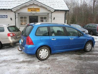 begagnad Peugeot 307 SW 2.0 136hk -03