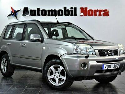 begagnad Nissan X-Trail 2.5 4x4 Auto GDS Skinn Panorama Drag 2004, SUV Pris 24 900 kr